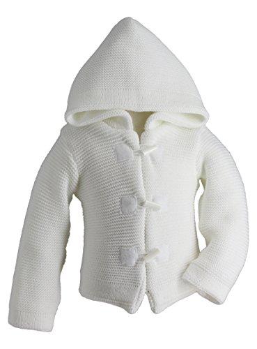 Cappotto bianco per battesimo, cerimonia, quallité Boutique bianco 0 Mesi