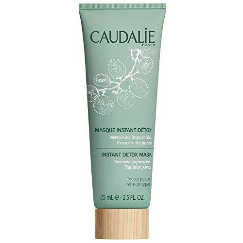 Caudalie Peeling und Reinigung der Gesichtsmaske, 1er Pack(1 x 75 ml)