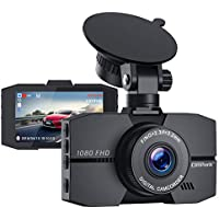 Campark DC01 1080P FHD Dash Cam with 3