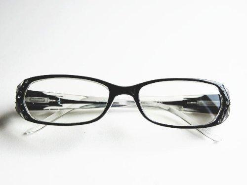 Reading glasses リーディンググラス 老眼鏡 YGF40 Black +1.5
