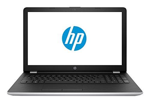 HP 15-bs101na 1.80GHz i7-8550U Intel Core i7 di ottava generazione 15.6' 1920 x 1080Pixel Argento Computer portatile