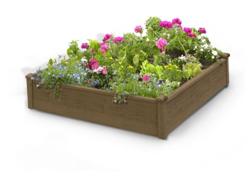 Algreen Products 34004 Raised Garden Bed/Kit