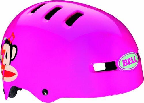 BELL Fraction Casque de vélo Enfant XS Pink Paul Frank Band Camp