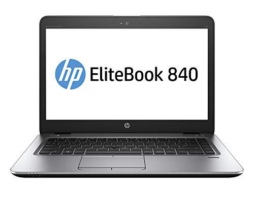 HP EliteBook 840 G4 14' Laptop - Core i7 2.7GHz CPU, 8GB RAM, 256GB SSD, Windows 10 Pro (Refurbished)