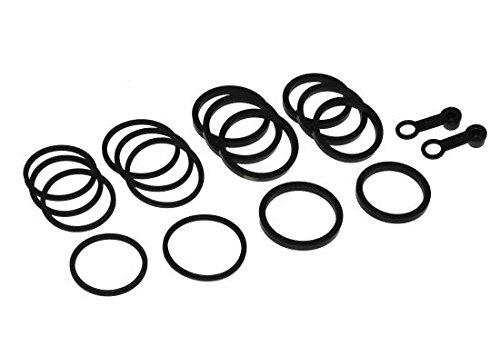 Bremssattel Reparatur Satz vorne für Yamaha BT 1100 Bulldog, FJR 1300, FZ1 1000 N NA Fazer, FZ8 800, FZS 600 1000 Fazer, TDM 900 A, XJR 1300, XV 1700 1900, YZF-R1,YZF-R6 600, YZF Thunder