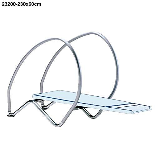LordsWorld - Astralpool - 23200 Dynamische Trampolin Brett 230X60Cm - Wasser Trampoline Pool-Spiele - Wasser Spaß und Sport - 23200-Trampolin