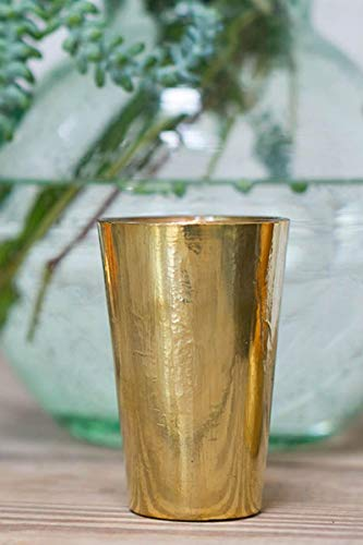 Richland Vivi Gold Votive & Vase 2.5' x 4' Set of 6