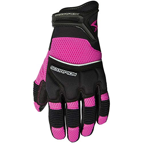 ScorpionExo Women's Cool Hand II Gloves(Pink, Medium), 1 Pack