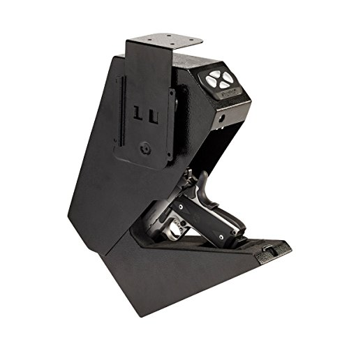 SnapSafe Drop Box Keypad Vault – Keypad Handgun Safe for...