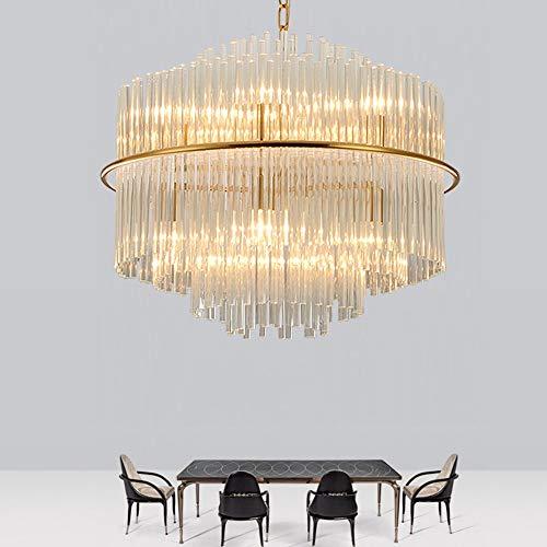 no-branded Sygjal Al Estilo de Hong Hong Ambiente hogar Vidrio cristalino de la lámpara de la Sala del Restaurante Dormitorio de la lámpara de luz Creativa Moderna Simple de Las iluminaciones
