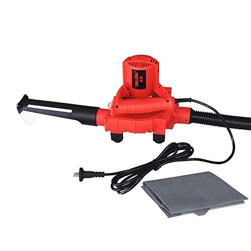 Soplador de hojas para polvo de alta resistencia, con base de polea y diseño de protección contra el polvo - También se puede usar...