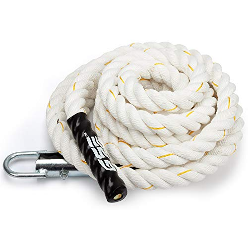 GSE Games & Sports Expert Polyester Gym Fitness Training Climbing Ropes (6ft to 30ft Available) (6)