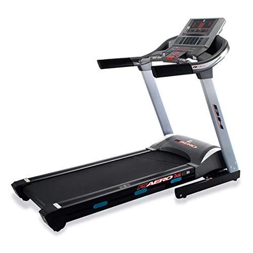 BH Fitness - Cinta de Correr i.f5 Aero Dual + Dual Kit t