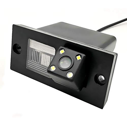 Qwjdsb for Hyundai H1 H 1 Cargo i800 iMax iLoad H300 H100 Grand Starex Royale, Night Vision Car Rear View Reverse Parking Camera