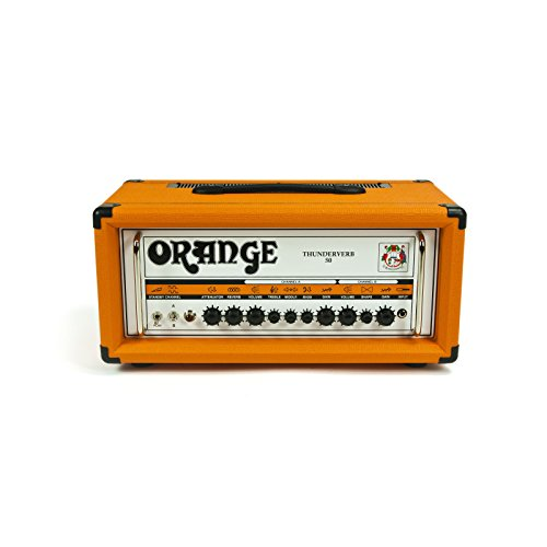Orange TV 50 H Thunderverb Gigmaster zu Lampen 50 Watt RMS