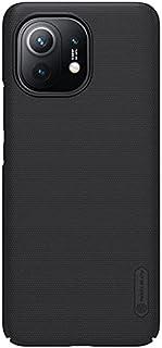 For Xiaomi Mi 11 Nillkin super forested Pro Cases Hybrid Bumper Back PC Mobile Phone Case For Xiaomi Mi 11- black