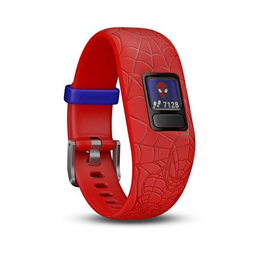 Garmin Vivofit Jr 2 Spiderman - Color Rojo
