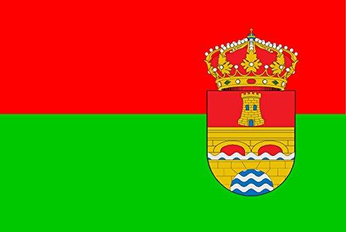 magFlags Bandera Large Puentes de García Rodríguez Provincia de La Coruña   Bandera Paisaje   1.35m²   90x150cm