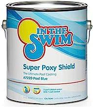 In The Swim Super Poxy Shield Epoxy-Base Swimming Pool Paint – Dark Blue 1 Gallon