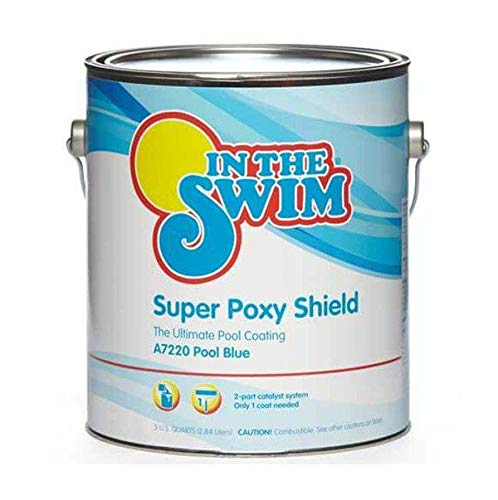 In The Swim Super Poxy Shield Epoxy-Base Swimming Pool Paint...