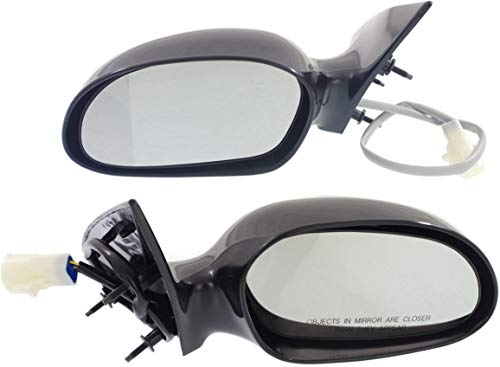 Kool Vue Power Mirror compatible with Ford Taurus/Sable 96-99 Right and Left...