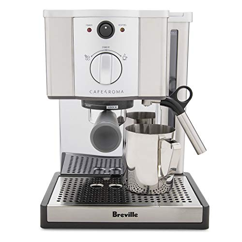 BREESP8XL Café Roma Espresso Machine ESP8XL