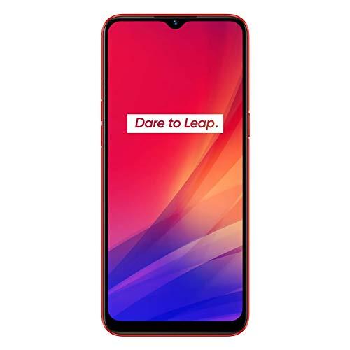realme C3 - Smartphone (64 GB, Dual SIM), color rojo