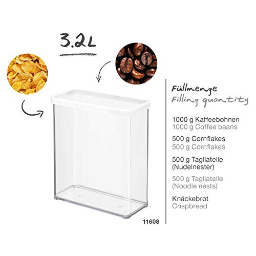 Rotho Loft Contenitore rettangolare 3.2l con