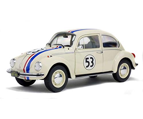 Volkswagen 311084300/Casquette Original VW Beetle Baseballcap Collection Classique Bleu fonc/é