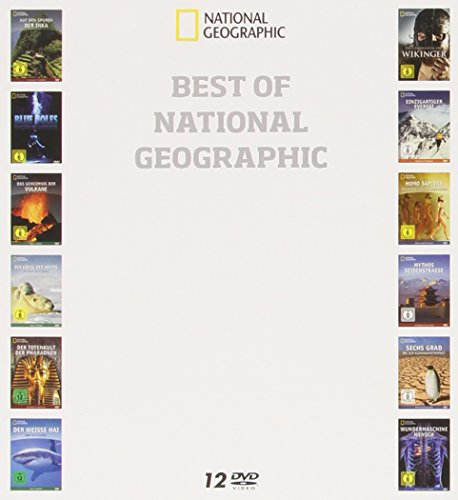 National Geographic - Best of National Geographic [12 DVDs]