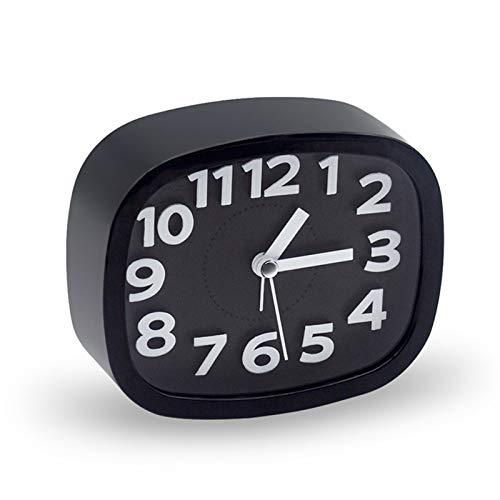 Tuya Cámara inteligente Reloj despertador, seguridad para el hogar Cámara IP inalámbrica...