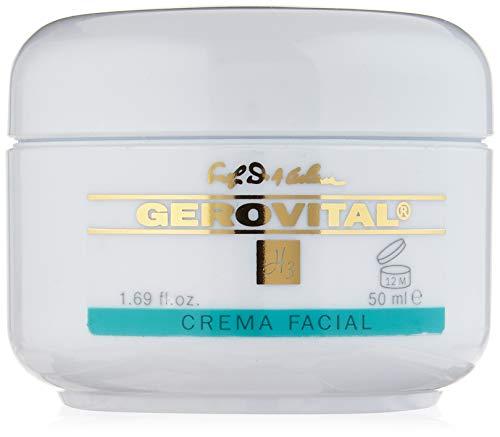 Gerovital Sahne und Gesichtsmilch, 30 ml