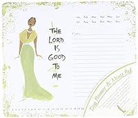 シェードの色メモマウスパッド、The Lord Is Good to Me (mp09)