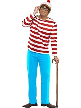 Where's Wally Outfit for Men