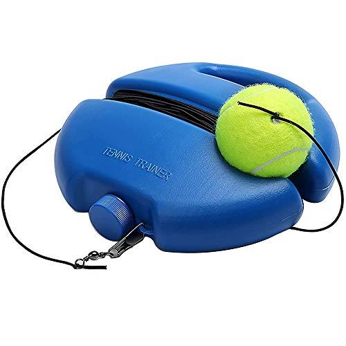 POFET Tennis Trainer Rebound Ball, completo di auto-studio pratica tennis rimbalzo tennis training kit