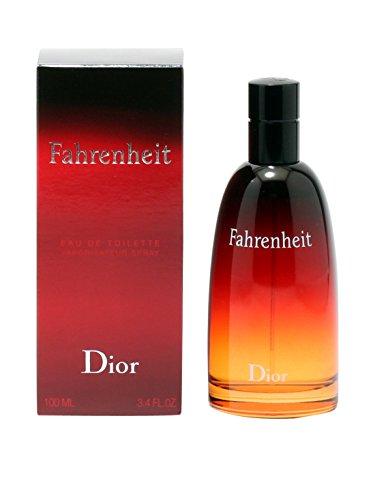 Christian Dior Fahrenheit Eau De Toilette Spray 100 Ml For Men