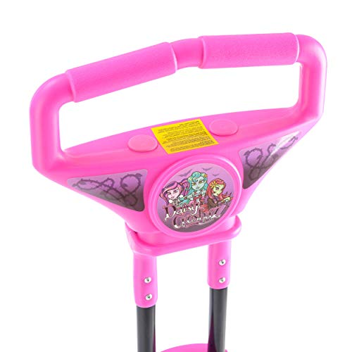 Toyrific Pogo Stick for Kids Boys and Girls, Daisy Crushaz design