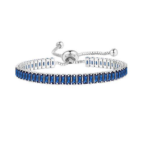 UINGKID UNIKID-Serie Kreative Stilvolle Charming Armreif Hip Hop Herren Armband Serie Strass Armband Kette Bling Kristall Armband