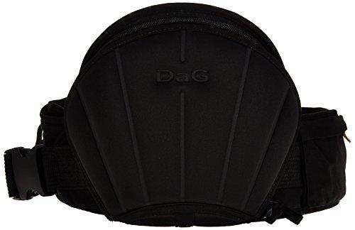 TeLasbaby(テラスベビー) たためるヒップシート DaG1(ダッグ1) ブラック