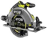 RYOBI ONE+ HP 18V Brushless Cordless 7-1/4 in. Circular Saw (Tool Only) PBLCS300B