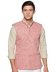 True Blue Mens Cotton Waistcoat