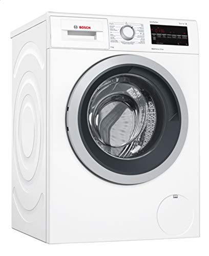 Bosch Serie 6 Voorlader Wasmachine, 8Kg, Wit