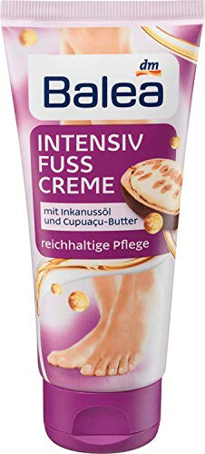 Balea Intensiv Fußcreme, 100 ml