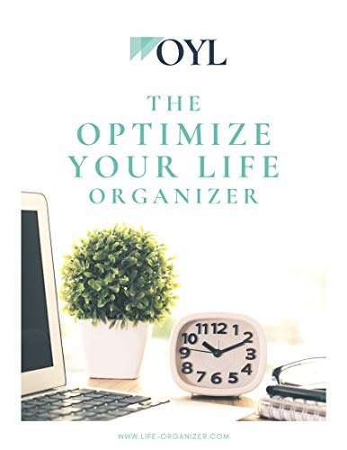 Optimize Your Life Interactive Workbook Organizer and Estate Plan Death Succession Plan: Planning for the unexpected (English Edition)