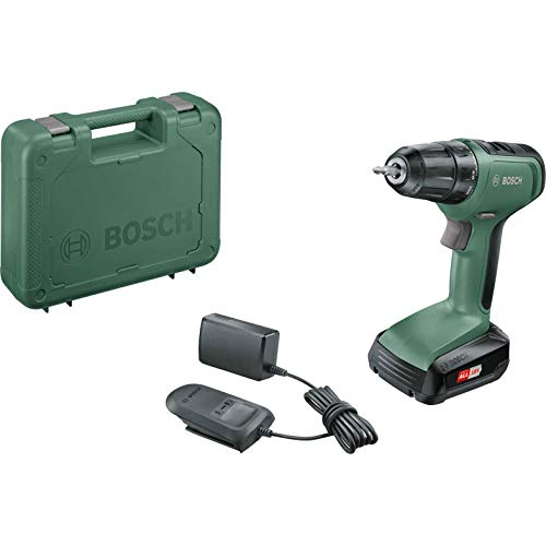 Bosch Universal Drill 18V Lithium-ion Drill/Driver and Carry Case