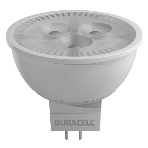 Duracell Bombilla led GU5.3, 3.6 W, Paquete individual
