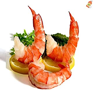 IQF Shrimp Peeled Cooked Large | Fresh And Delicious | (500 G)