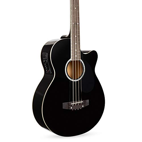 Best Choice: Best Choice Products Acoustic-Electric Bass Guitar