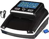 [última versión 2020 actualización]Detector Billetes Falsos portátil a batería recargable 8 SISTEMAS DE DETECCION / 100% TESTADO Banco Central Europeo/Actualizado a todos los billetes del sistema EURO
