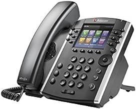 Polycom VVX 400 - 12 Line PoE Desktop Phone (Power Supply Not Included)